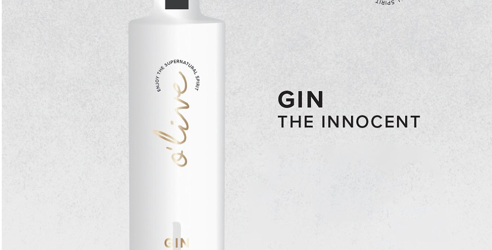 Gin The Innocent (non alcoholish)
