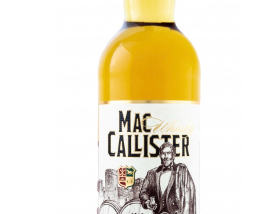 Whisky Mac Callister Special Reserve