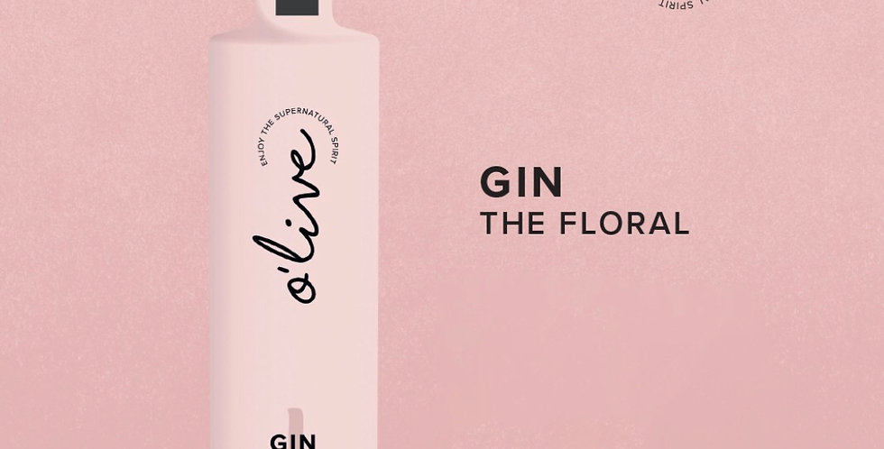 Gin The Floral