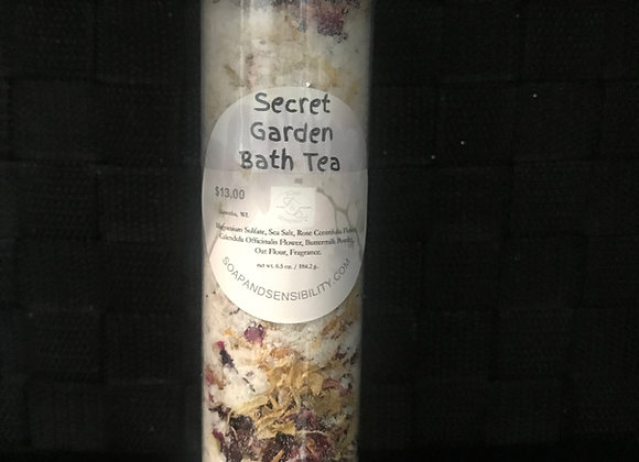 Secret Garden Bath Tea