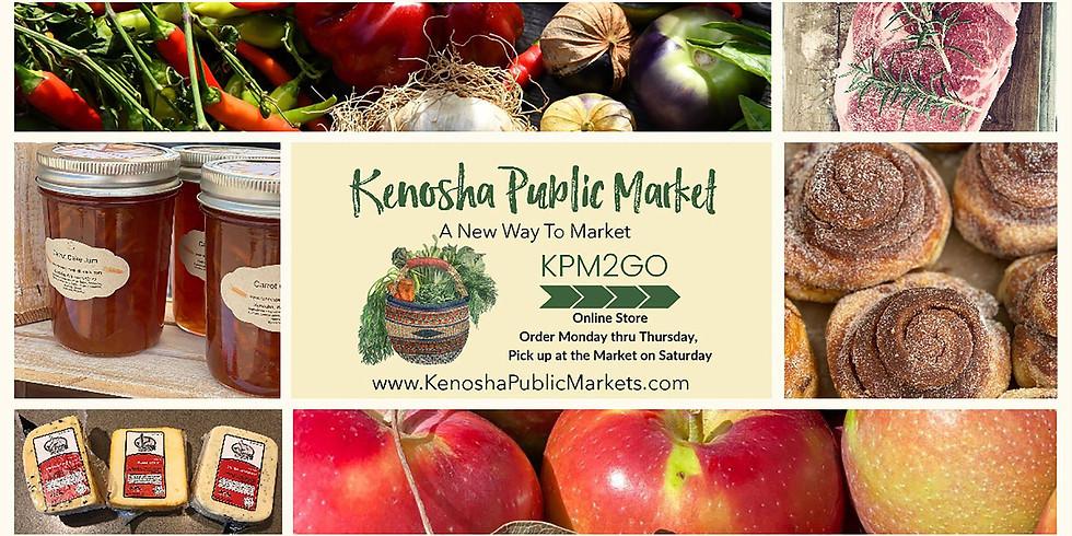Kenosha  Public Market 2020 & KPM2GO