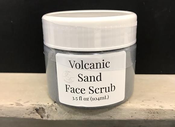 Volcanic Sand Face Scrub
