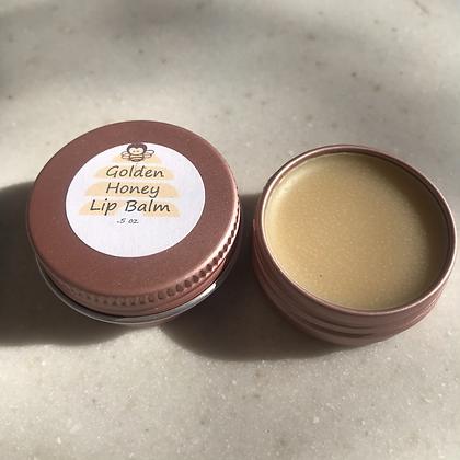Golden Honey Lip Balm