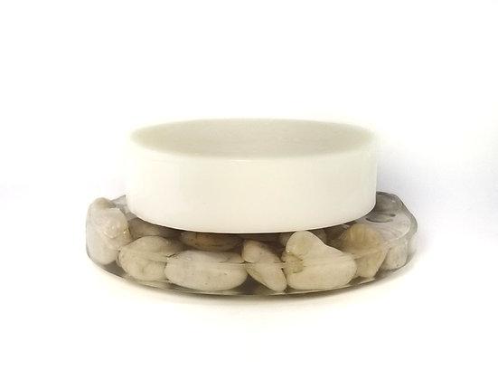 Natural Stone Lifting Soap Dish