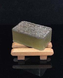 Green Clay and Sea Kelp facial bar