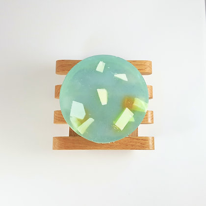 Soap &  Slotted Soap Dish