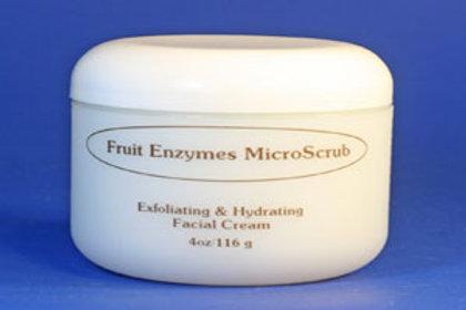 Fruit Enzymes Facial Scrub