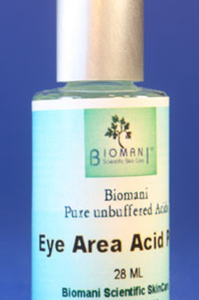 Eye Area Chemical Peel