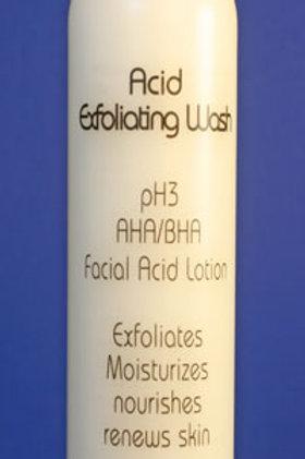 Facial Acid Exfoliating Cleansr