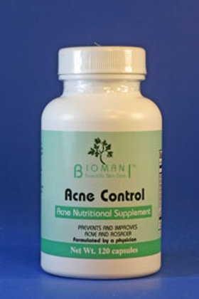 AcneControl Nutritional Supplement