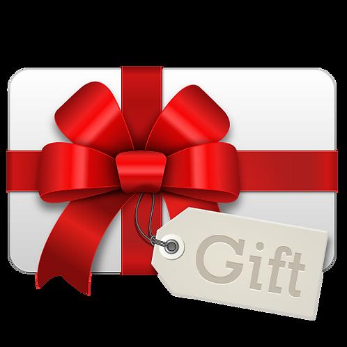 Bellisima Gift Card