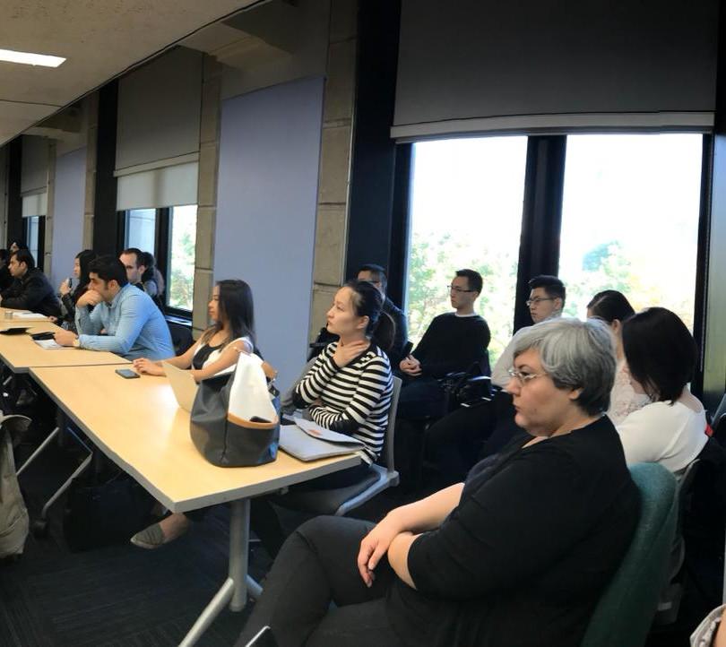 UCG Presentations 2018