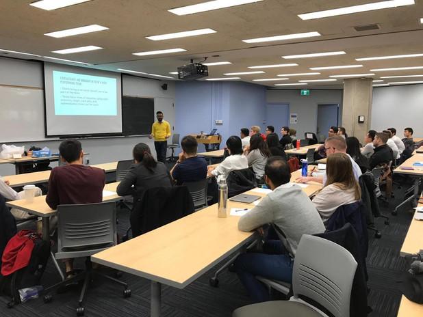 UCG Training Session 2020