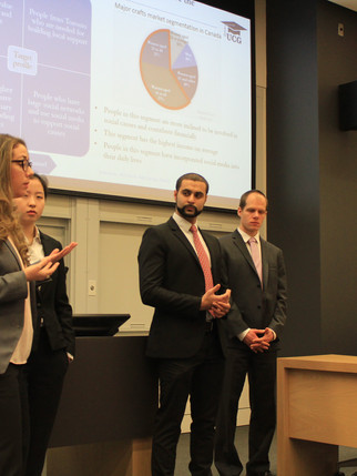 UCG Presentations