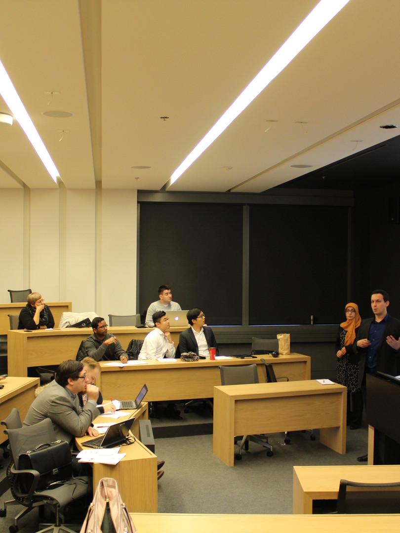 UCG Client Presentations