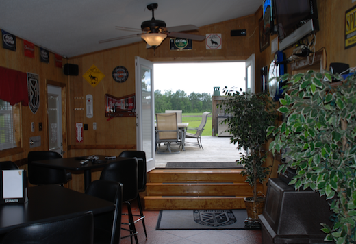 Rally Point Dining Area