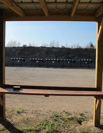 Range 3 Shooting Bench