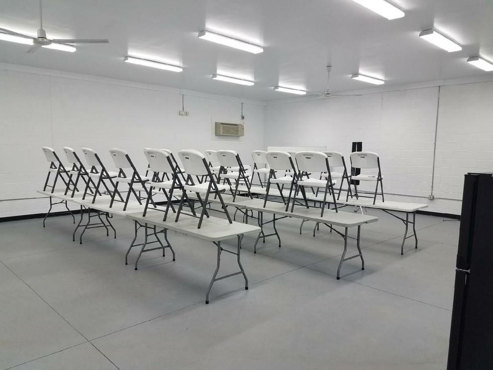 Main Classroom Interior