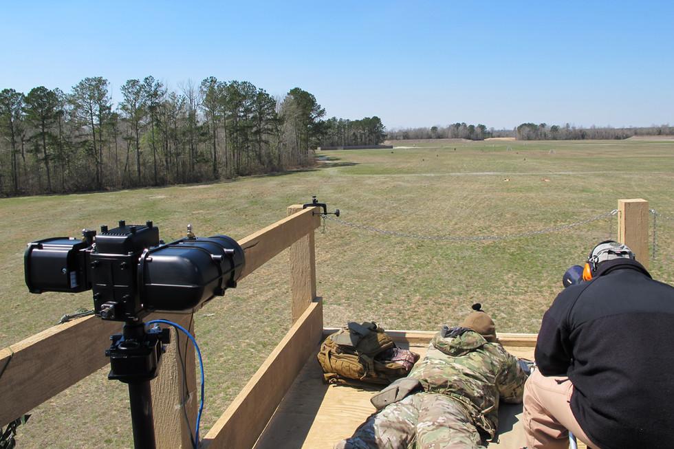 SRTTC Electro-optics for Sniper Training
