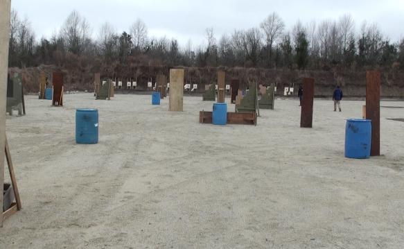 Range 2 Obstacles