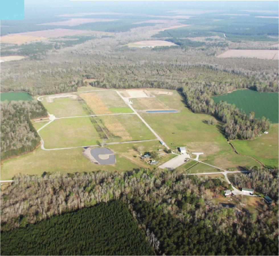 Spartan Ranch Aerial View