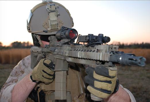 Range 2 Single Shooter