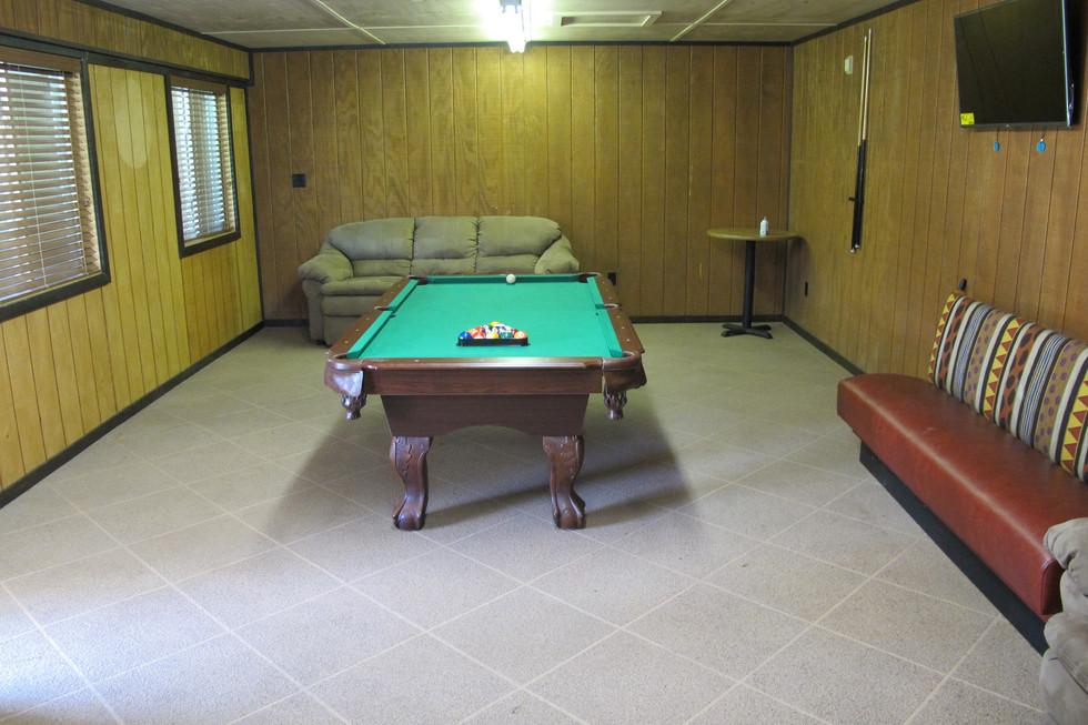 Simulation Area Pool Table