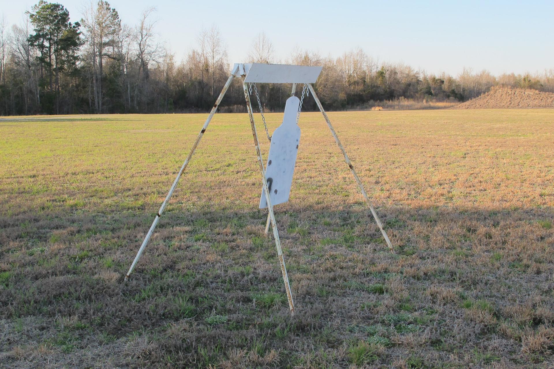 Range 4 Target