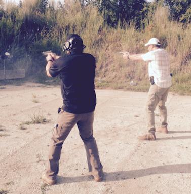 SRTTC shooters