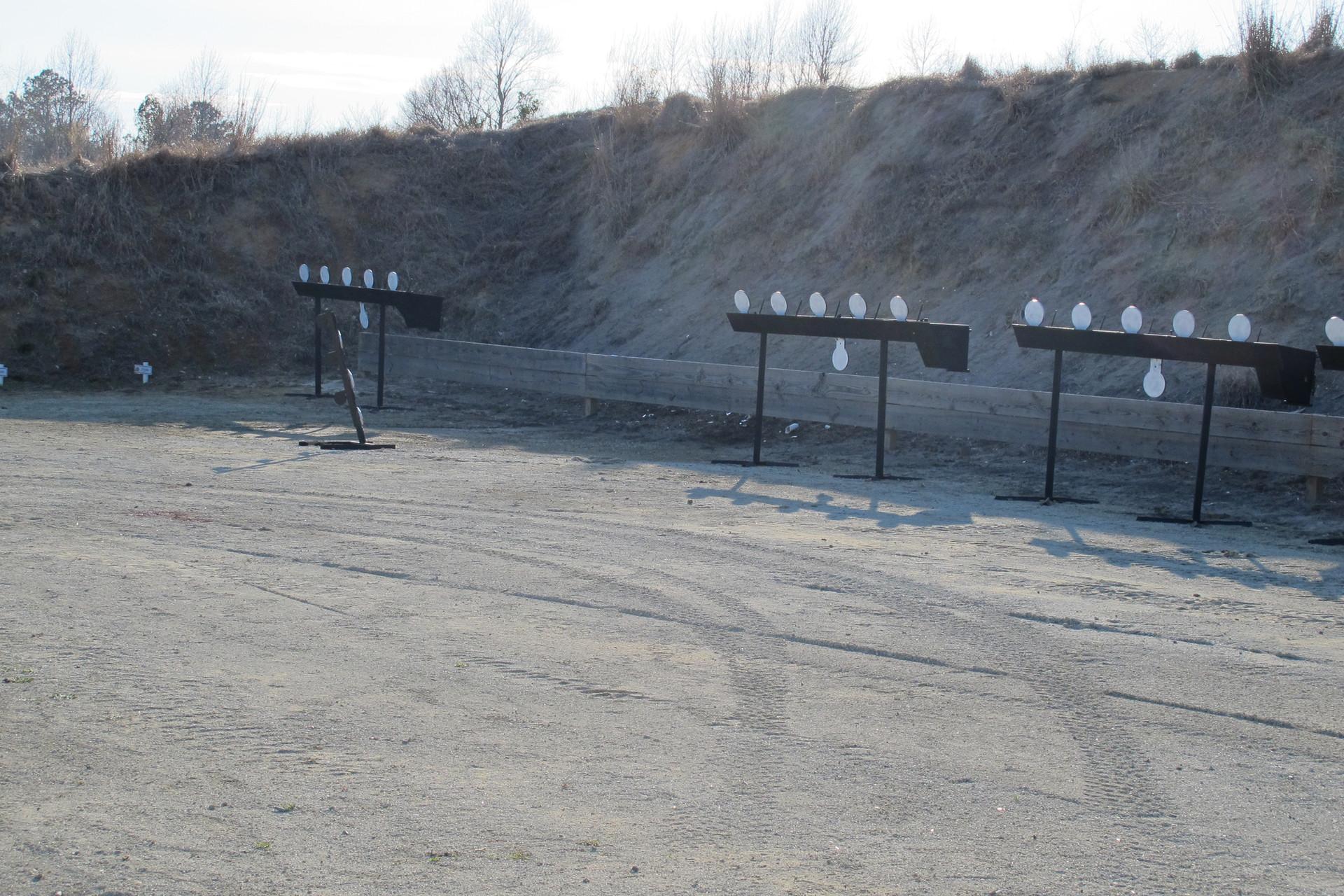 Range 3 Targets