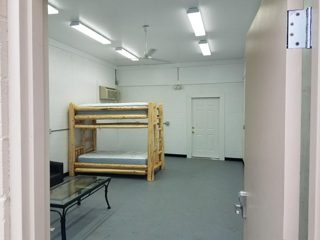 Overnight Instructor Accommodations