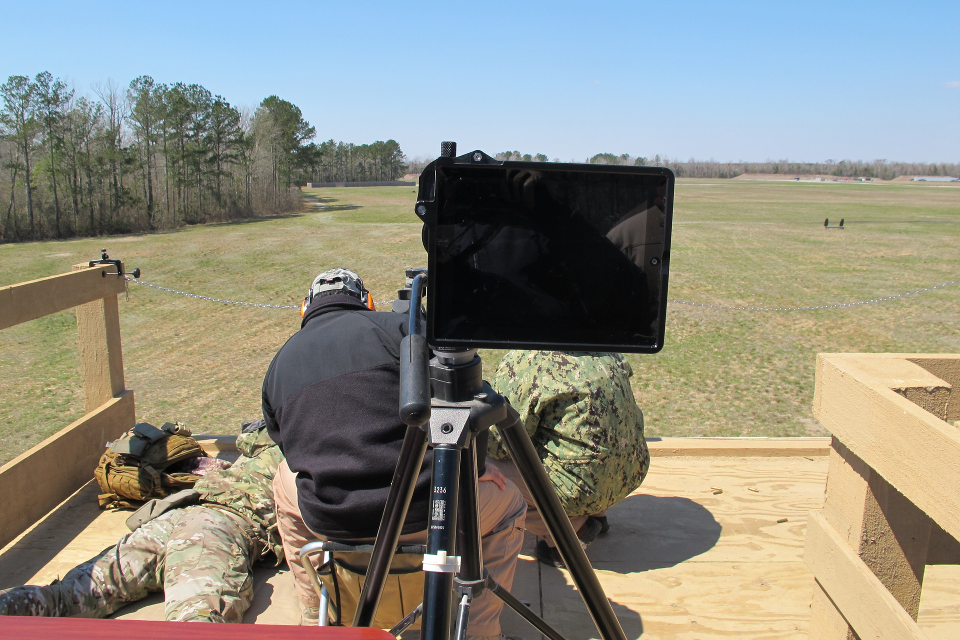 SRTTC Electronics for Sniper Training