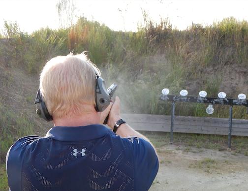 Range 3 lefty shooter