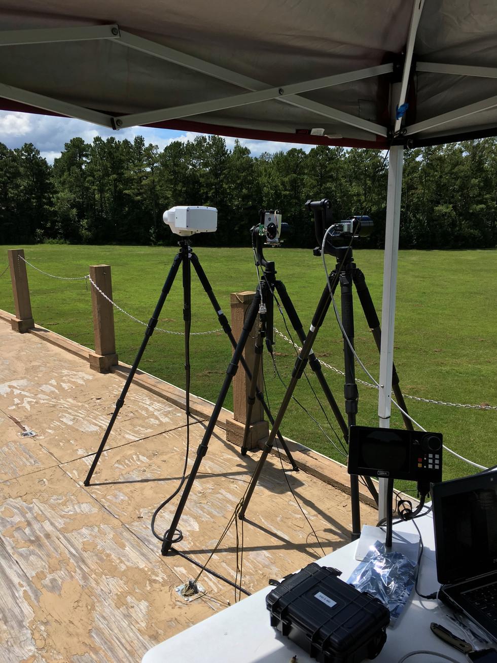 Range 1 Optics Test