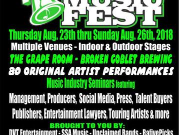 Liberty Music Fest in Philadelphia 8-25