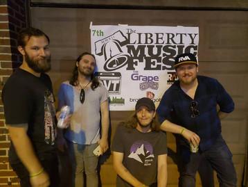 Thank you Liberty Musicfest
