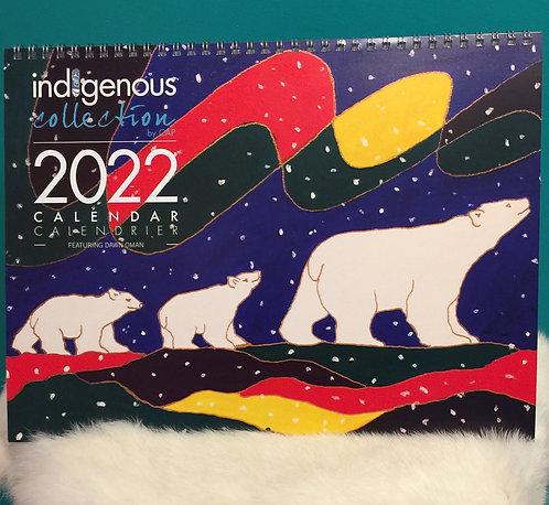 2022 Artist Calendar