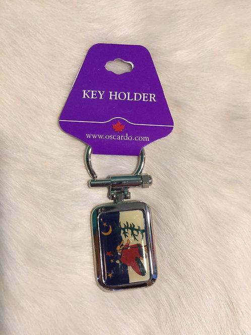 Earth Angel  Keychain