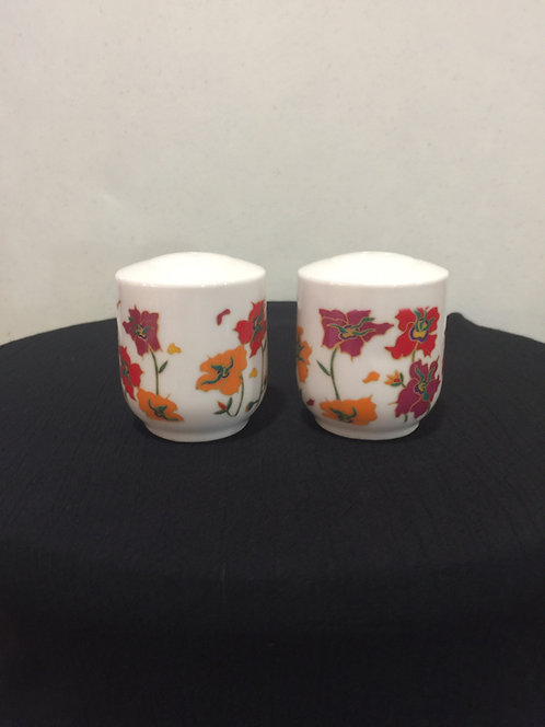 Arctic Poppies Salt & Pepper set