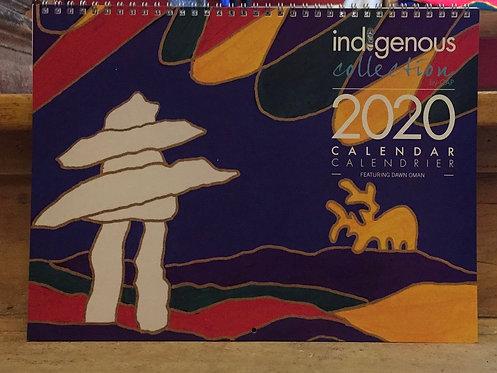 2020Art Calendar