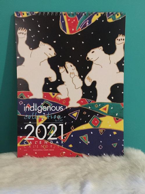 2021Art Calendar
