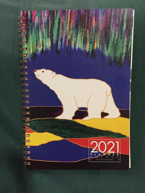 2021 Planner Agenda