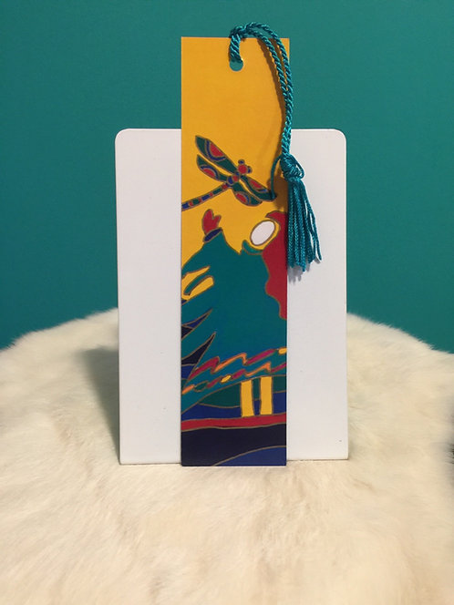 Peaceful Angel Bookmark