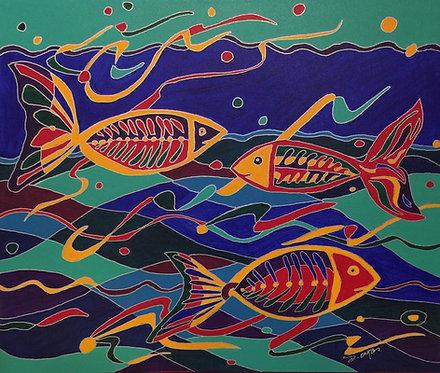 Three Fish