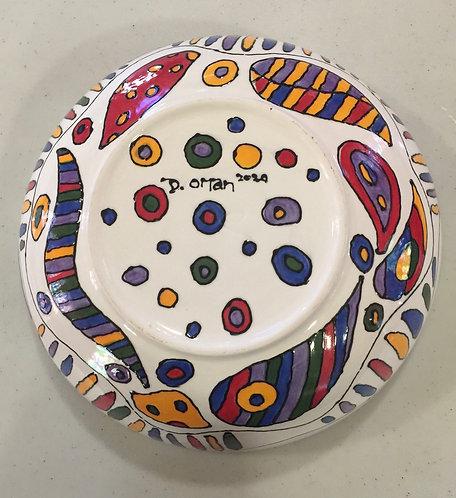 Fruit bowl bottom