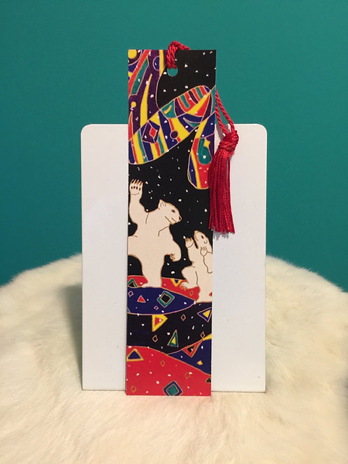 Dancing Bears Bookmark