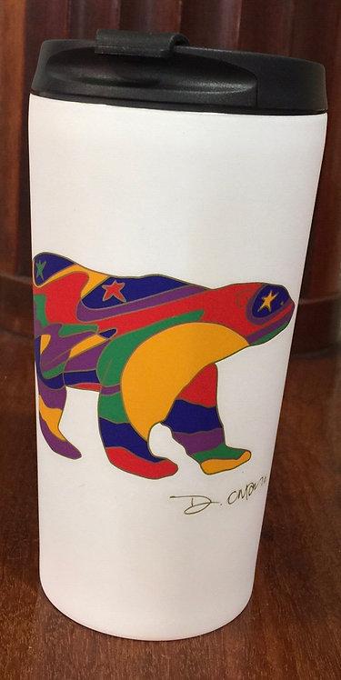 Apha Bear Travel Mug