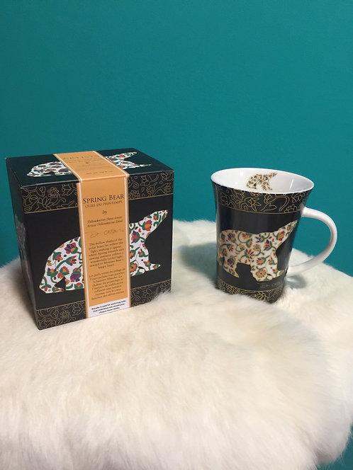 Spring Bear mug