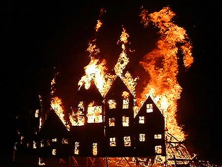 Renovating A Burning Building