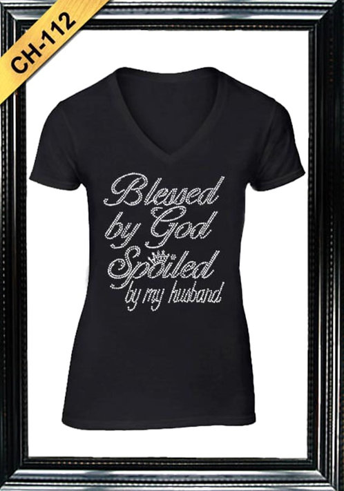 CH-112 - BLESSED BY GOD